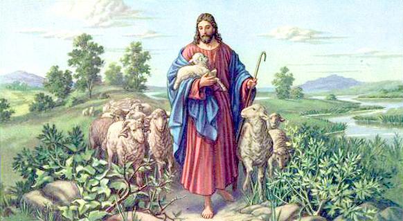 The Good Shepherd 103 Bernard Plockhorst
