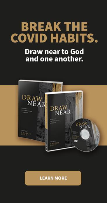 Draw Near Bible Study on Hebrews